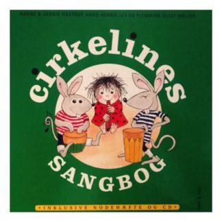 cirkelines-sangbog-børnesangbog