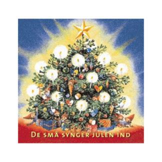 De små synger cd med julesange