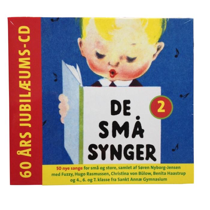 jubilærumscd med de små synger