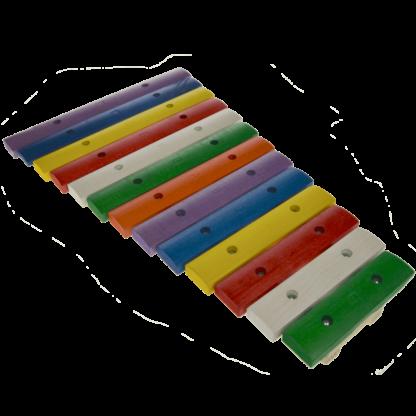 lille xylofon til born af træ