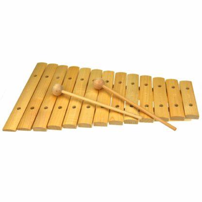 xylofon i træ öko test