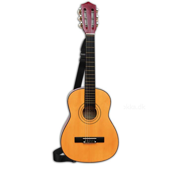 Begynder guitar til børn fra fem år