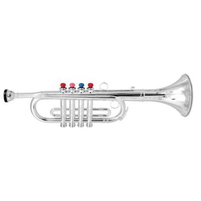 trompet legetøj i plastik