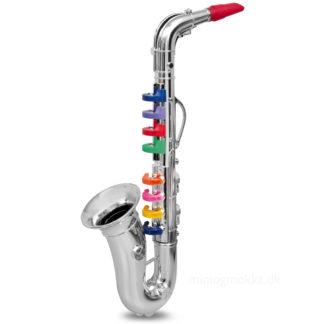 børnesaxofon med 8 toneklapper