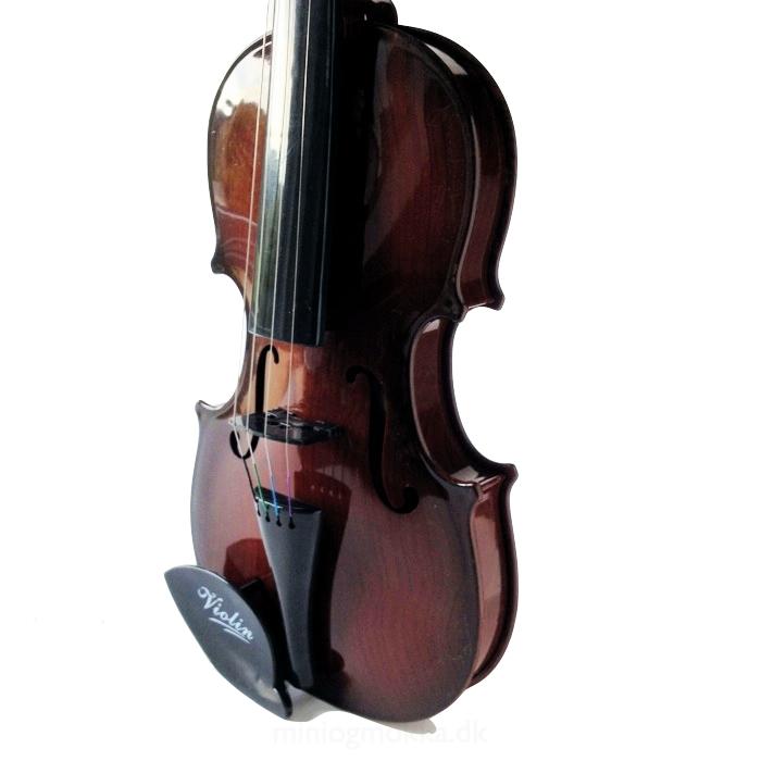 violinens krop