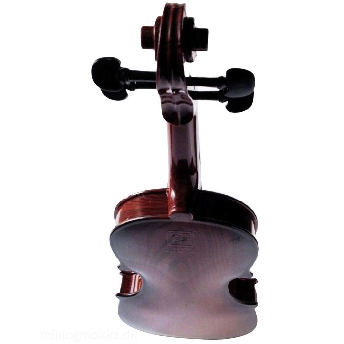violinen set bagfra