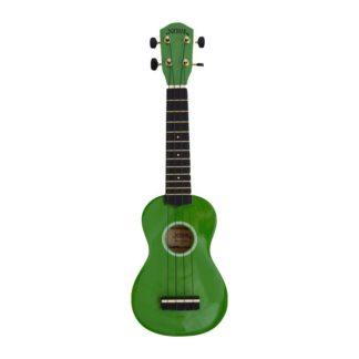 Baton Rouge ukulele i grøn