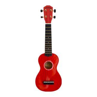 Baton Rouge ukulele i rød