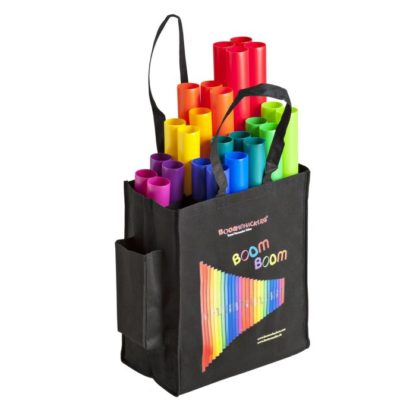 Boomwhackers bag with tubes