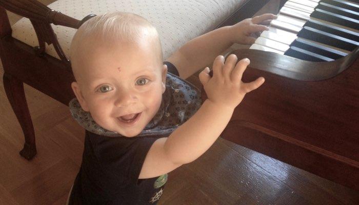 Sang og musik med børn fra 0-1 år