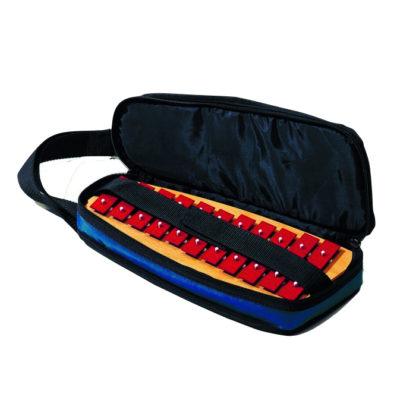 B 10 taske vises med NG 10 klokkespil