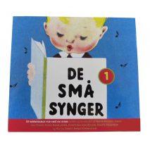 CD med 50 sange fra De Små Synger