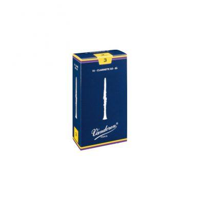 Pakke med klarinetblade