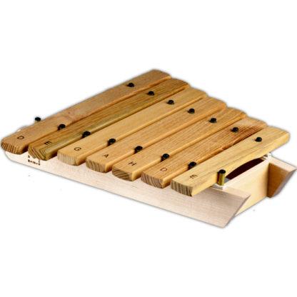 xylofonen har syv toner