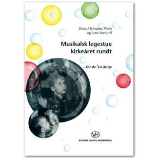 Forsiden til håndbogen musikalsk legestue