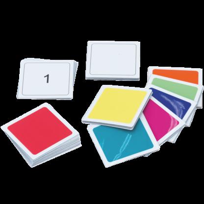Magneter med boomwhakers farver til a lave melodier og undervisning