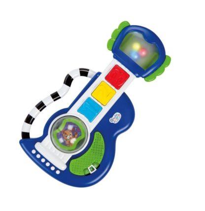 baby lege guitar elektronisk med lys