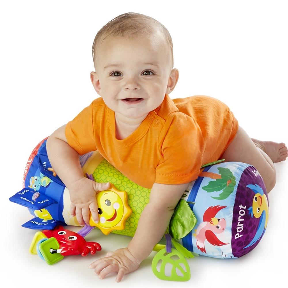 legetøj baby 6 mdr