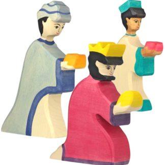 De tre vise mænd med gaver
