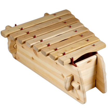 God og holdbar marimba i træ