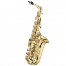 altsaxofon i messing