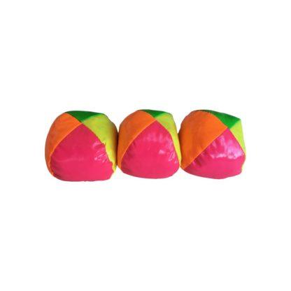 Jonglerebolde i farver