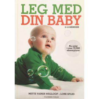 Bog med lege og aktiviteter til forældre med baby 0-1 år