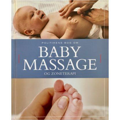 Bog om babymassage og zoneterapi til mindre børn