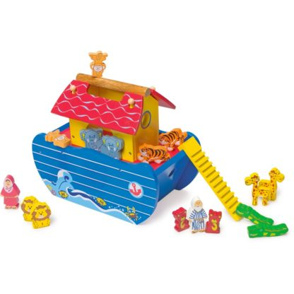 Noahs ark med dyr