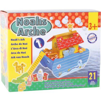 Noahs ark i kasse