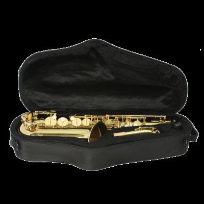 Køb alpha saxofonen og få denne kasse med i købet
