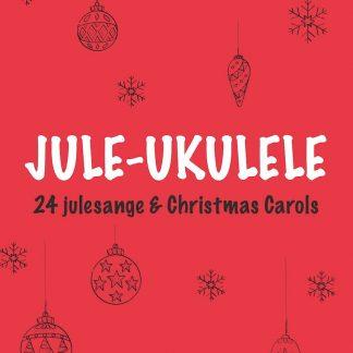 ukulelebog med 24 julesange