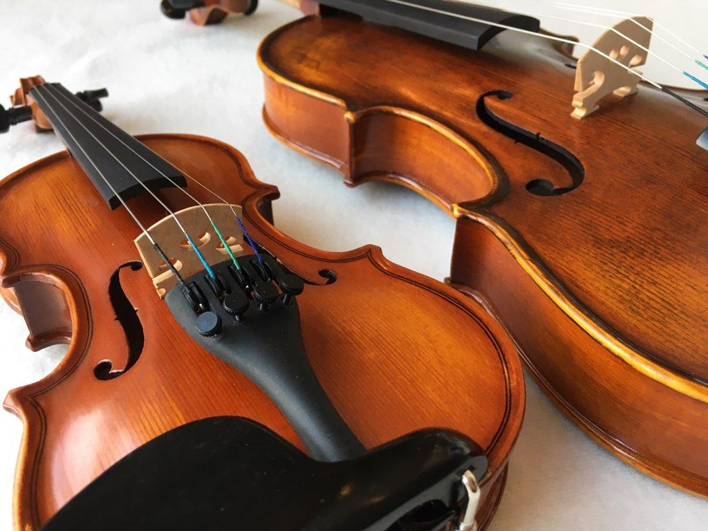 2 violiner