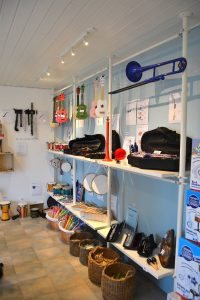 Tinytones showroom på landevejen 32
