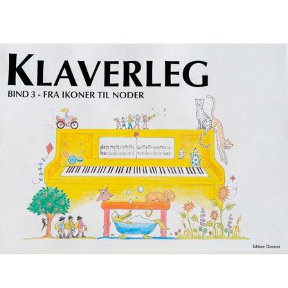 Klaverfagbog til børn