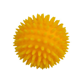 Guld bold med pigge