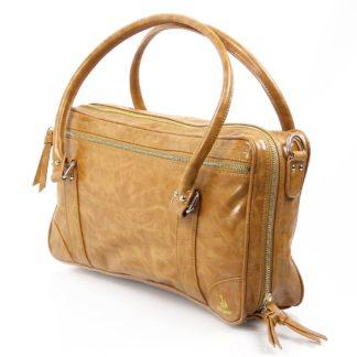 Taske til klarinet eller obo i lys brun