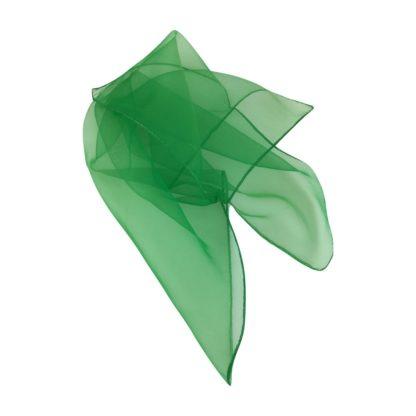 Grønt rytmiktørklæde