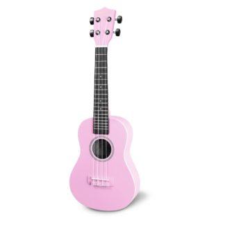Concert-ukulele i rosa træ