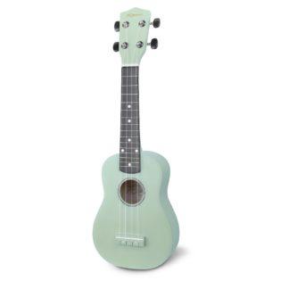 Mintgrøn ukulele