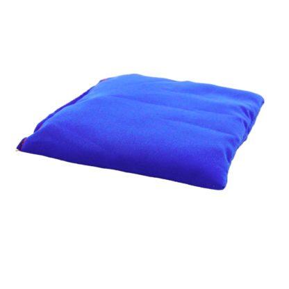 Ærtepose i blå