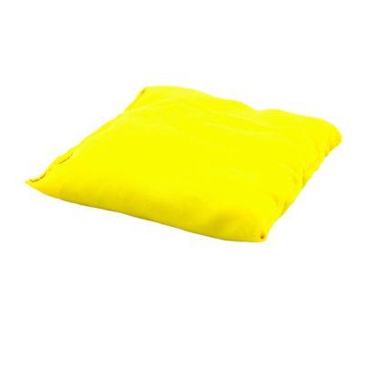 Ærtepose i gul