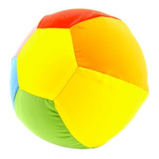 Stofbold i mange farver