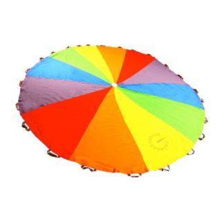 Gymnastikfaldskærm i 6 farver