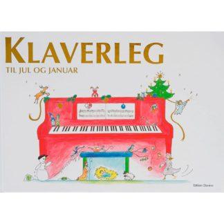 Klaverleg juleklavernodebog til begyndere
