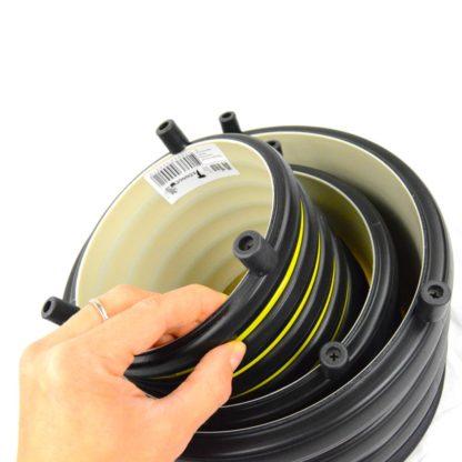 Stablebare trommer