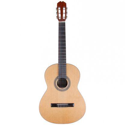Spansk guitar med nylonstrenge Admira Alba