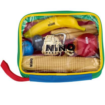 Rytme og musiksær i taske