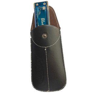 Tasker og etuier til mundharmonikaer
