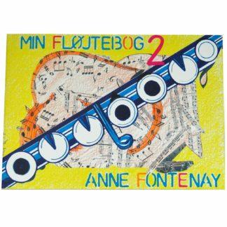 tværfløjtebogen min fløjtebog 2 til øvede